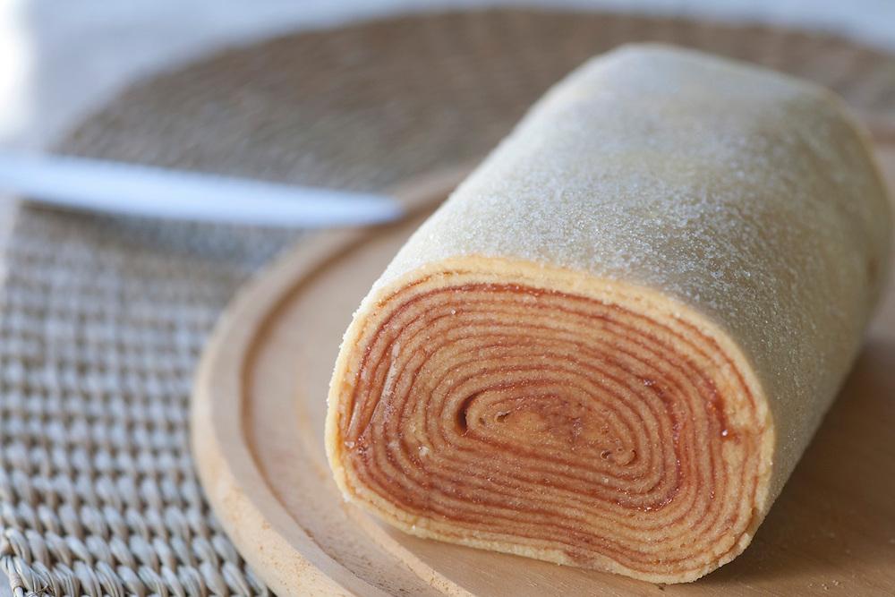 Barranquilla_Colombia, Colombia...Bolo de Rolo, sobremesa tipica do estado de Pernambuco no Brasil...Bolo de Rolo, a typical dessert of Pernambuco no Brasil...Foto: JOAO MARCOS ROSA / NITRO