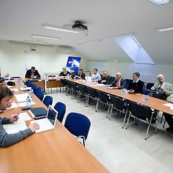 20100412: SLO, Slovenian Ski Federation, Izvrsilni odbor Smucarske zveze Slovenije
