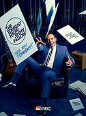 """October 04, 2021 - USA: NBC's """"The Tonight Show Starring Jimmy Fallon"""" - Episode:"""