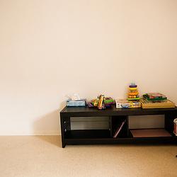 Pour privilegier le lien social, pas de television a la Maison de rencontre, ou les parents peuvent venir voir leurs enfants de temps en temps. La Chaumiere, Maison d'enfants à caractere social. Vilcey-sur-Trey (54), France. 10 mars 2010. Photo : Antoine Doyen