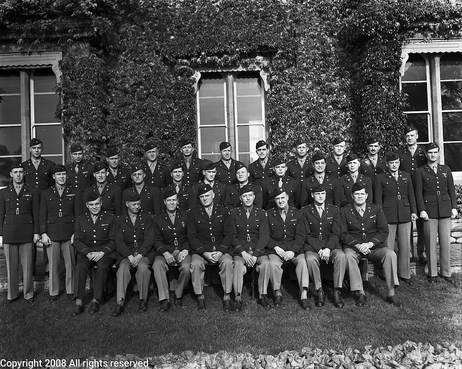 """Photos of Europe and England during World War II. These are the personal photos of a U.S. Army photographer. """"In 1942, he entered the United States Army as one of the first draftees of WW II. His initial training was at Camp Murphy, which is now Jonathan Dickenson State Park. During the war, he worked under Frank Capra in the Paramount Studios in Astoria, Long Island, making military training films. As an Official War Photographer in the Signal Corps, he spent one year in England where he flew on several missions with the Eighth Division Air Force and the RAF. He was later assigned to George S. Patton's headquarters during the Battle of the Bulge."""" From the Palm Beach Post Obituary for Antonik published in August 2002."""