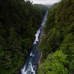 Quechee Gorge Quechee Vermont USA
