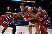 Miro Bilan <br /> A X Armani Exchange Olimpia Milano - Banco di Sardegna Dinamo Sassari <br /> Basket Serie A LBA 2020/2021<br /> Milano 20 December 2020<br /> Foto Mattia Ozbot / Ciamillo-Castoria
