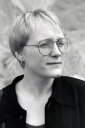 Portrait of woman, UK 1992
