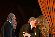 King Felipe VI of Spain, Queen Letizia of Spain,  King Willem-Alexander, Queen Maxima, Princess Beatrix, Princess Laurentien, King Juan Carlos of Spain, Queen Sofia of Spain, King Simeon Borisov Sakskoburggotski and Margarita Gomez-Acebo, Miriam Ungria and Sons attend the  Mass Fueneral for Kardam Prince of Turnovo at Los Jerenimos Church on June 8, 2015 in Madrid