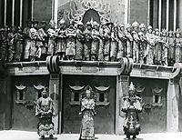 1927 Ushers at Grauman's Chinese Theatre