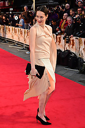Phoebe Waller-Bridge attending the world premiere of Goodbye Christopher Robin at the Odeon in Leicester Square, London. See PA story SHOWBIZ Goodbye. Picture Date: Wednesday 20 September. Photo credit should read: Ian West/PA Wire