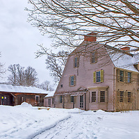 Rural winter landscape photography of the beautiful historic Old Manse house at the Minute Man National Historical Park in Concord, Massachusetts.<br /> <br /> Massachusetts rural scenery photography images of the Old Manse are available as museum quality photo, canvas, acrylic, wood or metal prints. Wall art prints may be framed and matted to the individual liking and interior design decoration needs:<br /> <br /> https://juergen-roth.pixels.com/featured/the-old-manse-juergen-roth.html<br /> <br /> Good light and happy photo making!<br /> <br /> My best,<br /> <br /> Juergen