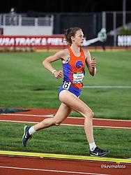 University of Oregon<br /> Oregon Relays track and field meet<br /> April 23-24, 2021 Eugene, Oregon, USA<br /> womens 1500, Boise St