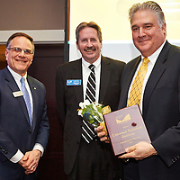 Large Business of the Year – UTI (Chuck Barresi accepting) presented by Tony Caruso, Bank of Canton<br /> Night of Champions - NVCC Annual Meeting and Awards Dinner with Special Guest Speaker Red Sox VP, Dick Flavin