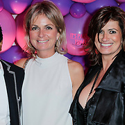 NLD/Amsterdam/20120330 - Emma Raising Fund Night, Jerry Rustveld, partner Martine en vrienden