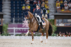 Fraser-Beaulieu Brittany, CAN, All In, 113<br /> Olympic Games Tokyo 2021<br /> © Hippo Foto - Dirk Caremans<br /> 25/07/2021