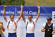 Lucerne, Switzerland.  2010 FISA World Cup. Lake Rotsee, Lucerne.  13:26:29   Sunday  11/07/2010.  [Mandatory Credit Peter Spurrier/ Intersport Images]
