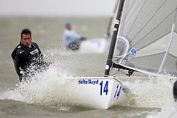 Finn, Day 4, May 27th, Delta Lloyd Regatta in Medemblik, The Netherlands (26/30 May 2011).