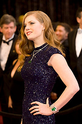Feb 27, 2011 - Hollywood, California, U.S. - Best Supporting Actress nominee AMY ADAMS, ''The Fighter'' arrives on the red carpet at the 83rd Annual Academy Awards..(Credit Image: © Leonard Ortiz/Orange County Register/ZUMAPRESS.com)