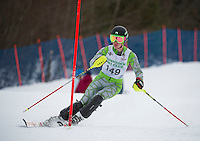 Tecnica Cup mens 2nd run at Gunstock January 19, 2013.