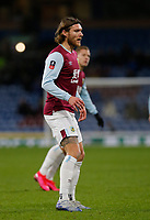 Football - 2019 / 2020 Emirates FA Cup - Fourth Round: Burnley vs. Norwich City<br /> <br /> Jeff Hendrick of Burnley, at Turf Moor.<br /> <br /> COLORSPORT/ALAN MARTIN