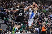 DESCRIZIONE : Eurolega Euroleague 2014/15 Gir.A Dinamo Banco di Sardegna Sassari - Real Madrid<br /> GIOCATORE : David Logan<br /> CATEGORIA : Tiro Penetrazione Stoppata<br /> SQUADRA : Dinamo Banco di Sardegna Sassari<br /> EVENTO : Eurolega Euroleague 2014/2015<br /> GARA : Dinamo Banco di Sardegna Sassari - Real Madrid<br /> DATA : 12/12/2014<br /> SPORT : Pallacanestro <br /> AUTORE : Agenzia Ciamillo-Castoria / Luigi Canu<br /> Galleria : Eurolega Euroleague 2014/2015<br /> Fotonotizia : Eurolega Euroleague 2014/15 Gir.A Dinamo Banco di Sardegna Sassari - Real Madrid<br /> Predefinita :