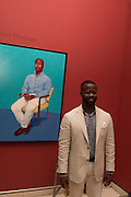 BRIAN HASTINGS, David Hockney RA: 82 Portraits and 1 Still-life. Royal Academy of Arts. Piccadilly. London. 28 June 2016