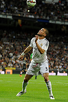 Real Madrid´s Pepe during 2014-15 La Liga match between Real Madrid and Malaga at Santiago Bernabeu stadium in Madrid, Spain. April 18, 2015. (ALTERPHOTOS/Luis Fernandez)