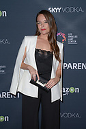 YARA MARTINEZ at the premiere of Amazon's 'Transparent' season two at the Pacific Design Center in Los Angeles, California