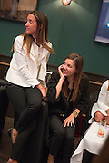 INDIA LANGTON; AMANDA SHEPPARD, Lunch at the Ivy Club pop up-restaurant during the preview of Masterpiece Art Fair. Co-hosted by  Count & Countess Filippo Guerrini-Maraldi, and Lord<br /> Dick Daventry. 26 June 2013
