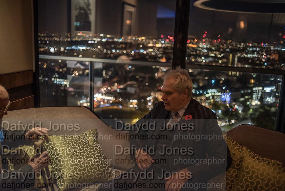 Ed Hulton, Hilton Hyde Park corner, London, 8 November 2017