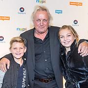 NLD/Utrecht/20181001 - Buma NL Awards 2018, Thomas Tol en kleinkinderen
