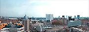 Nederland, Rotterdam, 12-2-2001Skyline Rotterdam . Station Blaak, Maas,Architectuur, stedenbouwFoto: Flip Franssen/Hollandse Hoogte