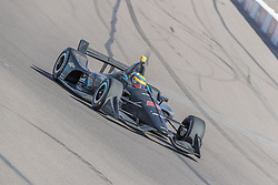 February 9, 2018 - Avondale, Arizona, United States of America - February 09, 2018 - Avondale, Arizona, USA: Gabby Chaves (88) takes his IndyCar Verizon car through the turns during the Prix View at ISM Raceway in Avondale, Arizona. (Credit Image: © Walter G Arce Sr Asp Inc/ASP via ZUMA Wire)