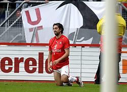 22-10-2006 VOETBAL: UTRECHT - DEN HAAG: UTRECHT<br /> FC Utrecht wint in eigenhuis met 2-0 van FC Den Haag / Peter Kopteff<br /> ©2006-WWW.FOTOHOOGENDOORN.NL