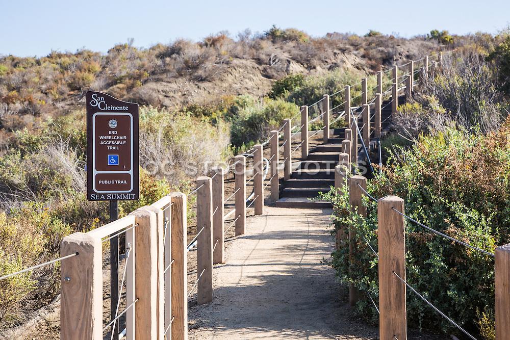 Sea Summit Walking Trail San Clemente