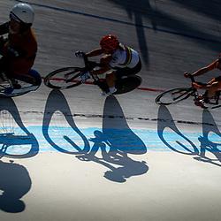 23-07-2020: Wielrennen: baantraining: Assen<br /> De baanselectie traint op de baan is Assen