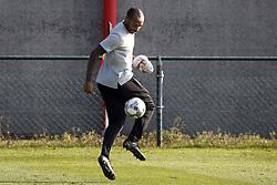 October 10, 2018 - Tubize, Belgique - Thierry Henry ass. coach of Belgian Team (Credit Image: © Panoramic via ZUMA Press)