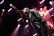 """Oasis performs in support of """"Dig Out Your Soul"""" at Madison Square Garden in New York City on December 17, 2008"""