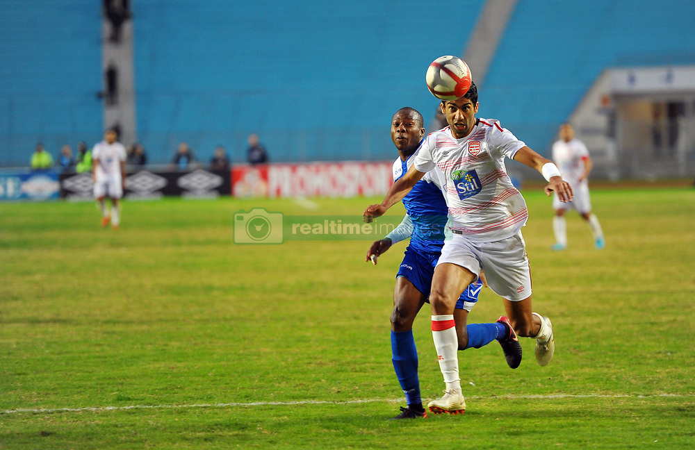 December 16, 2018 - Rades, Tunisia - Oussama Darragi of CA during the match 1 / 16th finals of the African Champions League between Club Africain(CA) de Tunis and El Hilal of Sudan at the Olympic Stadium Rades .CA-El HILAL 3/1. (Credit Image: © Chokri Mahjoub/ZUMA Wire)