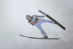 10.12.2020, Planica Nordic Centre, Ratece, SLO, FIS Skiflug Weltmeisterschaft, Planica, Einzelbewerb, Qualifikation, im Bild Timon-Pascal Kahofer (AUT) // Timon-Pascal Kahofer of Austria during the qualification for the men individual competition of FIS Ski Flying World Championship at the Planica Nordic Centre in Ratece, Slovenia on 2020/12/10. EXPA Pictures © 2020, PhotoCredit: EXPA/ JFK