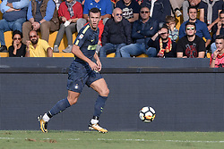 October 1, 2017 - Benevento, Italy - Ivan Perisic of Inter Milan during the Serie A match between Benevento and Inter Milan at Ciro Vigorito Stadium, Roma, Italy on 1 October 2017. (Credit Image: © Giuseppe Maffia/NurPhoto via ZUMA Press)