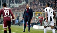 Sinisa Mihajlovic Torino <br /> Torino 11-12-2016 Stadio Olimpico Grande Torino <br /> Fotball Calcio Serie A 2016/2017 Torino - Juventus  <br /> Foto Filippo Alfero Insidefoto