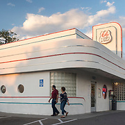 Route 66 Landmark Diner in Albuquerque, New Mexico
