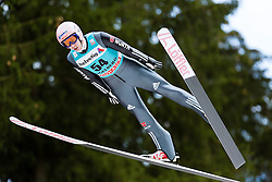 19.12.2014, Gross Titlis Schanze, Engelberg, SUI, FIS Weltcup Ski Sprung, Engelberg, im Bild Michael neumayer, Deutschland, // during mens FIS Ski Jumping World Cup at the Gross Titlis Schanze in Engelberg, Switzerland on 2014/12/19. EXPA Pictures © 2014, PhotoCredit: EXPA/ Eibner-Pressefoto/ Socher<br /> <br /> *****ATTENTION - OUT of GER*****