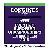 Team GBR - FEI European Eventing Championships 2019 - Luhmühlen
