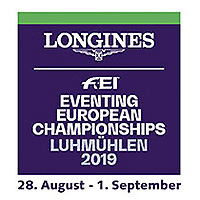 Admin Only - Team GBR - FEI European Eventing Championships 2019 - Luhmühlen