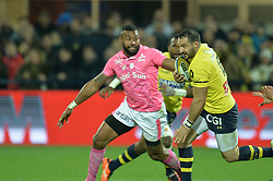 October 28, 2017 - Clermont-Ferrand - Stade Marcel, France - Scott Spedding  (Credit Image: © Panoramic via ZUMA Press)