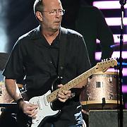 Eric Clapton plays the Key Arena, Seattle, WA on 3-22-2007