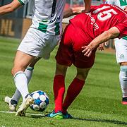 NLD/Almere/202020822 - FC Almeree - FC Groningen oefenduel,