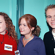 Start Starmaker Almere, Anna Speller, Sita Vermeulen en Hessel
