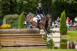 SIEMER Anna (GER), Lillybella EA<br /> Finalqualifikation 6j. Geländepferde<br /> Warendorf - Bundeschampionate 2020<br /> 27. August 2020<br /> © www.sportfotos-lafrentz.de/Stefan Lafrentz