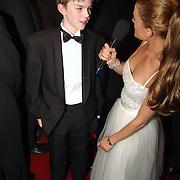 Premiere About a boy, Nicholas Hoult en Tatum Dagelet
