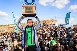 Grant Baker (ZAF) Winner of the Nazaré Challenge 2018
